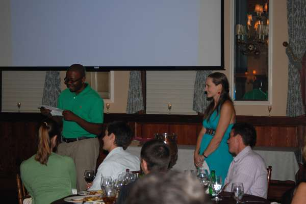 2012 Senior Banquet