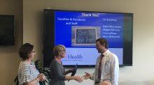 Dr. Gillihan's Award for Best Presentation