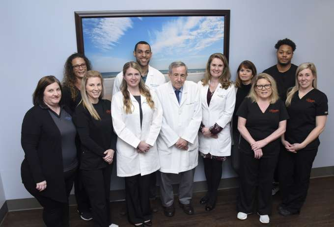 Jax Clinic staff