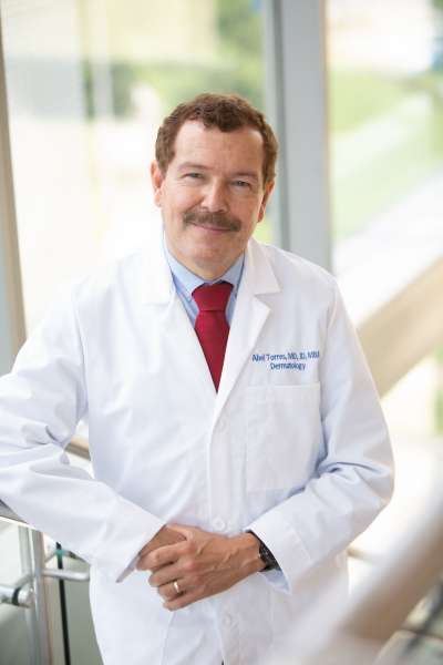 Dr. Abel Torres begins as chair of the UF College of Medicine department of dermatology.