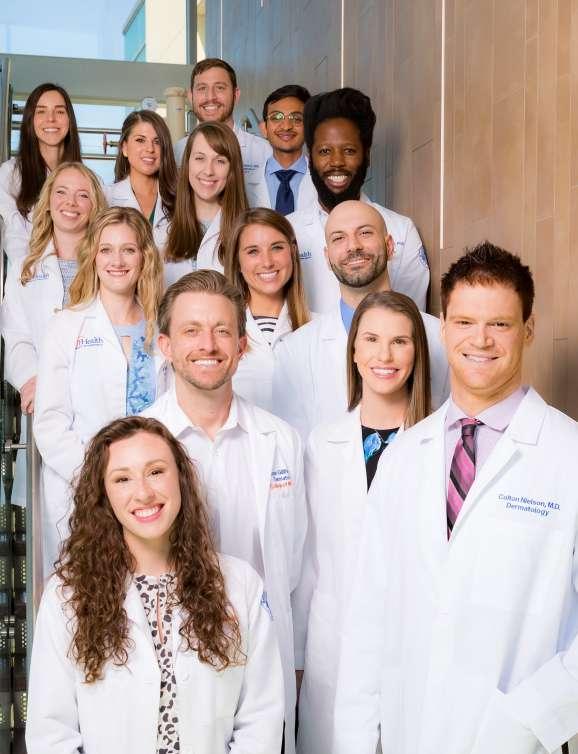 Resident Group 2019 Dermatology